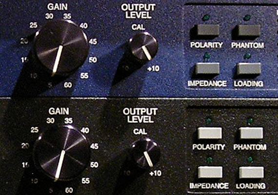 This is a great solid-state preamp that is designed similarly to the old Neve designs. It sounds great on many things. I often use it for drum overheads or room mics.